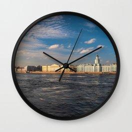 Art Chamber Saint Petersburg Wall Clock