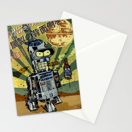 BendR2D2 Stationery Cards