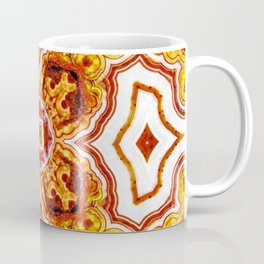 India Print Three Coffee Mug