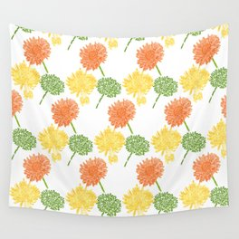 citrus flowers Wall Tapestry