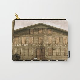 Historic Ybor Building Carry-All Pouch