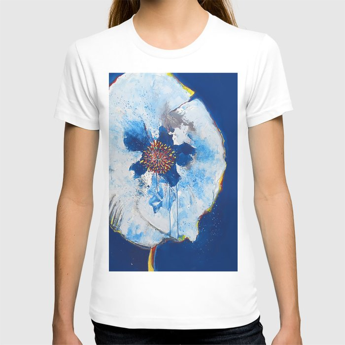 Life in Blue  T-shirt