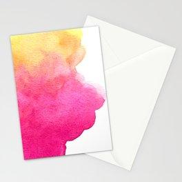 Kalahari sunset Stationery Cards