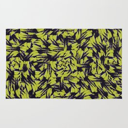 Modern Abstract Interlace Rug