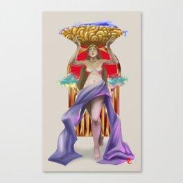 Labandera Canvas Print