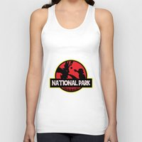 the national Tank Tops featuring National Park by EnoLa