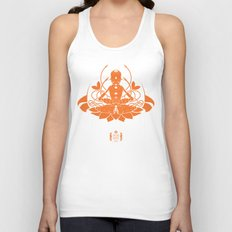 Opening the higher state of consciousness Unisex Tank Top