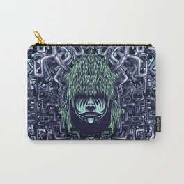 Boy with Labirinth Horns Carry-All Pouch