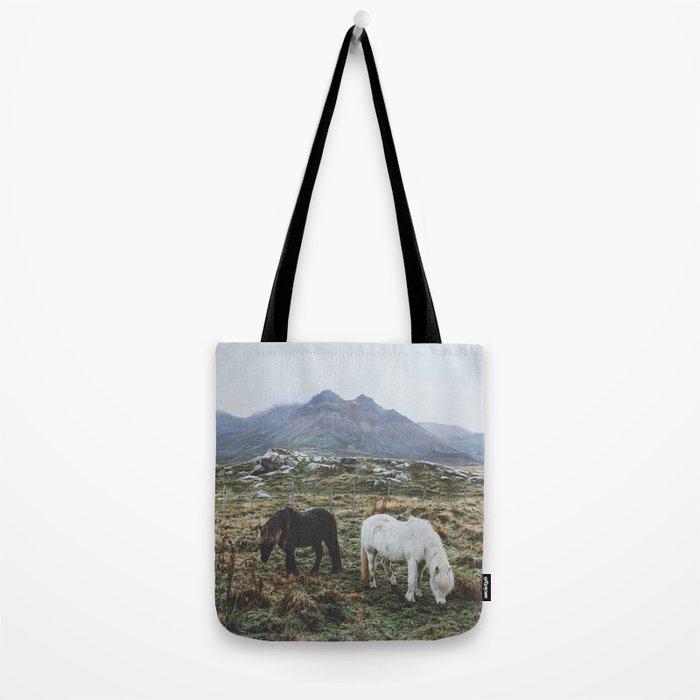 Iceland X Tote Bag