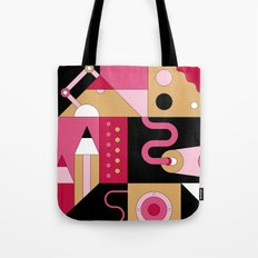 Evening Drawing Tote Bag