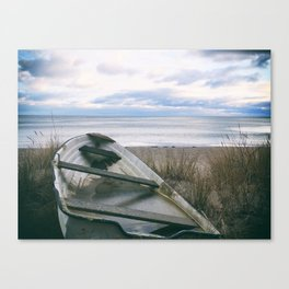 Neglected Canvas Print