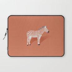 Animal Kingdom: Zebra I Laptop Sleeve
