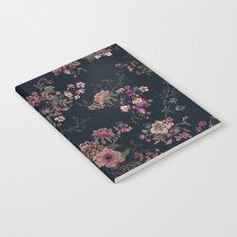 Japanese Boho Floral Notebook