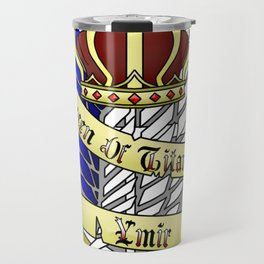Queen of Titans Ymir Travel Mug