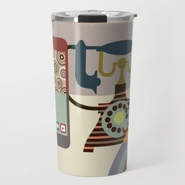 Telecom Chic Travel Mug