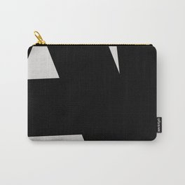 Abstract Form 01 Carry-All Pouch