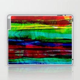 colorful bohemian pattern Laptop & iPad Skin