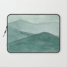 Green Mountain Range Laptop Sleeve