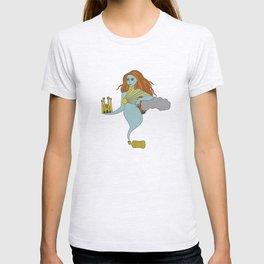 Her name is Sagrada T-shirt