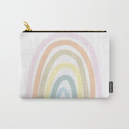 my own pastel rainbow Carry-All Pouch