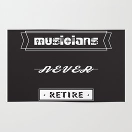 musicians Rug