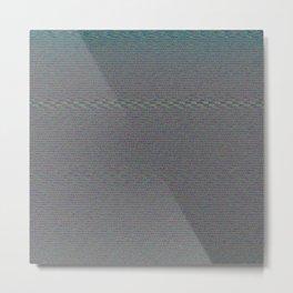 Haze Polder Metal Print