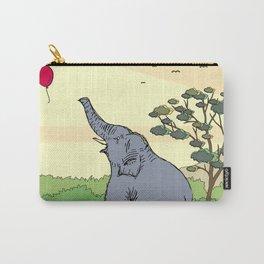 Lucas   Elephant Carry-All Pouch