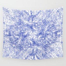 CPU (Dark T-shirt Version) Wall Tapestry