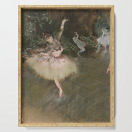 Edgar Degas - The Star Serving Tray