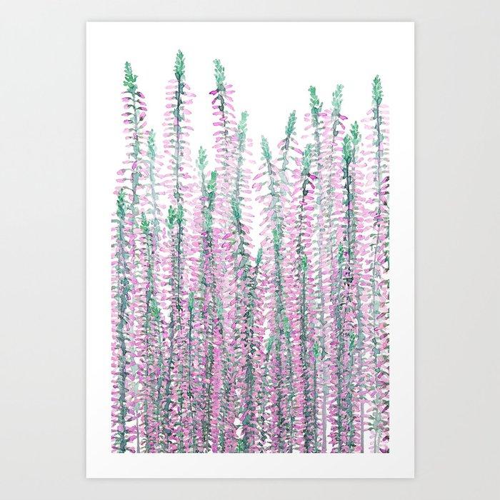 Heather Calluna Art Print