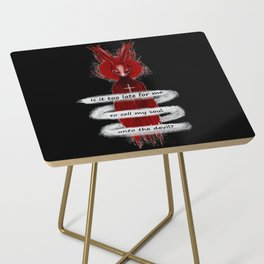 Seether Rabbit Side Table