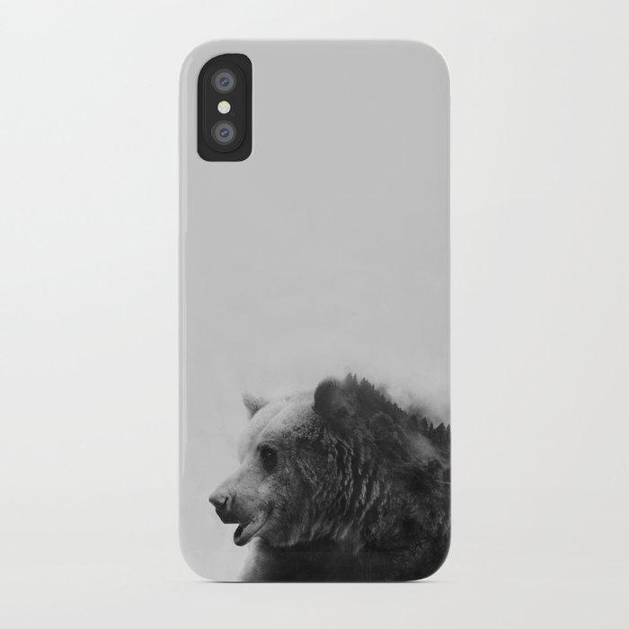 Big Bear #4 iPhone Case