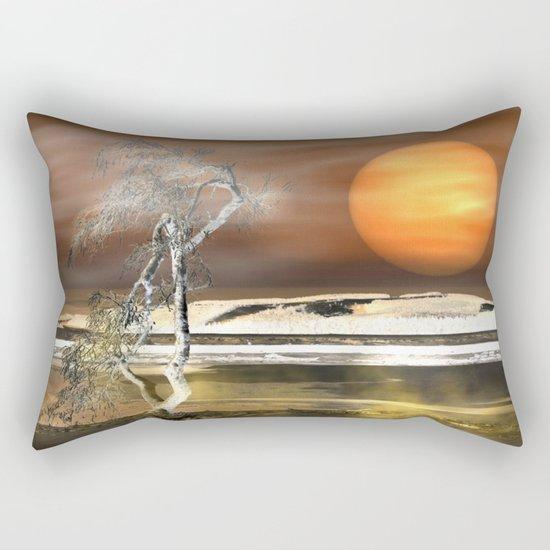 Light Effect Rectangular Pillow