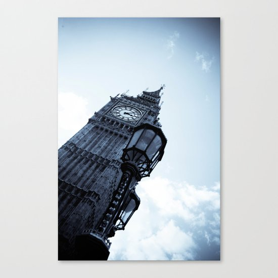 Big Ben Theory Canvas Print