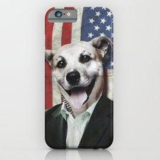 Patriotic Dog | USA Slim Case iPhone 6s
