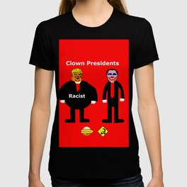 Clown Presidents T-shirt