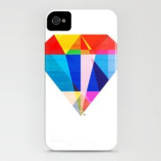 Jewel Tone Slim Case iPhone (4, 4s)