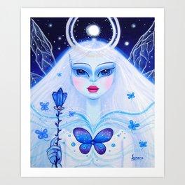 Fairy Godmother Art Print
