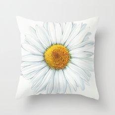 Estelle's Daisy Throw Pillow