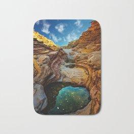 Ernst Canyon, Big Bend Bath Mat
