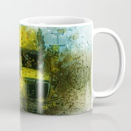 The Delivery  - Freight Truck Coffee Mug