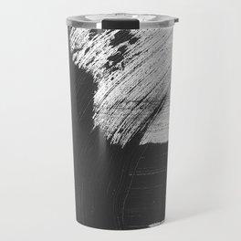 Black and White Gallery Wall Art Travel Mug