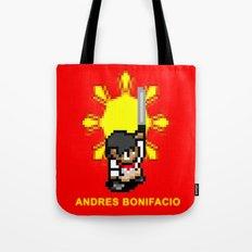 16-bit Andres Bonifacio Tote Bag