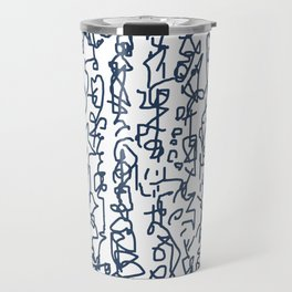 """""""It is written"""" Travel Mug"""
