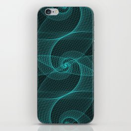 The Great Spiraling Unknown iPhone Skin