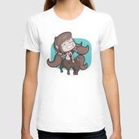 sagittarius T-shirts featuring Sagittarius by Chiara Zava