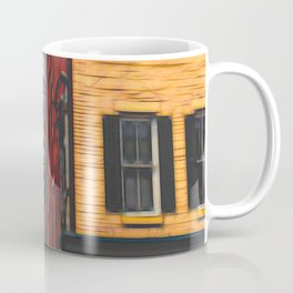 State House thru the Alley Coffee Mug