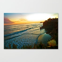 Isla Vista Canvas Print