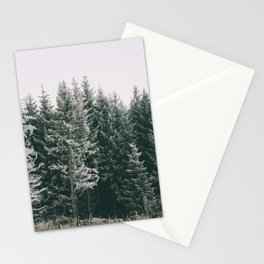 Winter VIII Stationery Cards