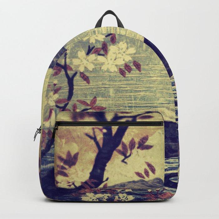 Templing at Hanuii Backpack